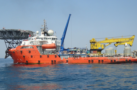 Offshore Construction Vessels :: Swiber Limited