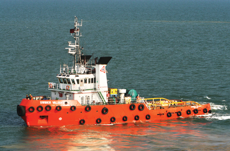 Offshore World Offshore Support Vessels :: Swiber Limited